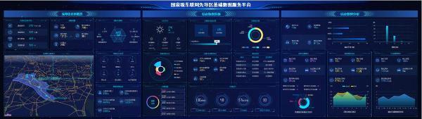 """天津国家级车联网先导区建设""""十大成果,五大计划""""世界智能大会期间正式发布"""