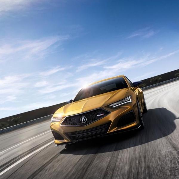 讴歌TLX Type S海外售价公布 起售价约合人民币34万元