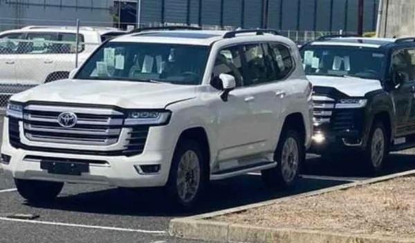 取消V8发动机 全新兰德酷路泽信息发布