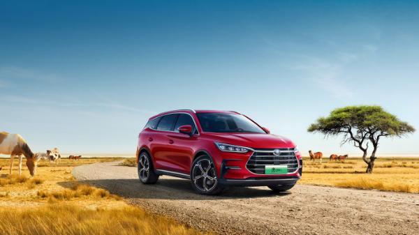 比亚迪四月销量公布,新能源车销量25662辆,占总销量近60%