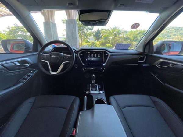 江西五十铃全新一代D-MAX购车手册 次顶配最值得推荐