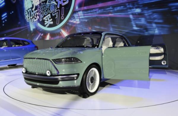 WEY轿车量产版今年6月公布更多细节 2022年正式上市