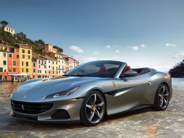 法拉利Portofino M月底国内亮相 售价263.8万元