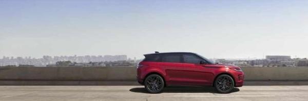 多种颜色外观选择 揽胜极光特别版新车发布