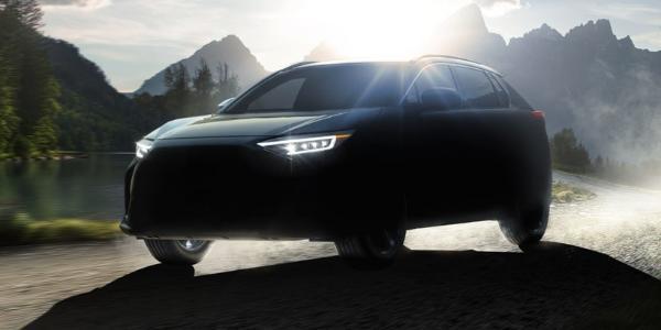 斯巴鲁首款电动汽车Solterra将于2022年开售
