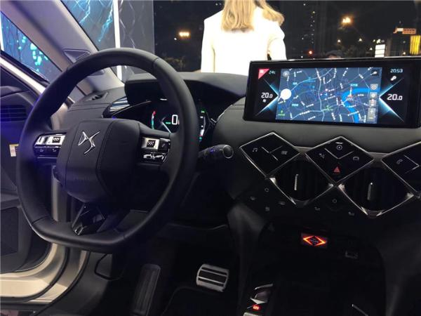 DS首款纯电动进口车型DS 3在中国正式上市