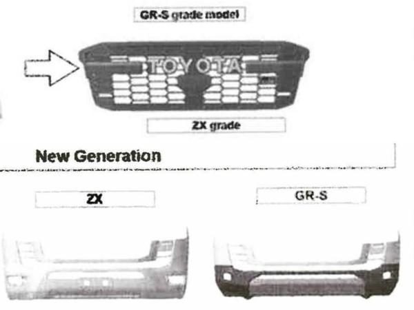 全新兰德酷路泽信息曝光 基于TNGA-F平台打造 换装10AT变速箱