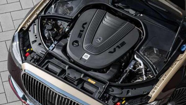 全新梅赛德斯-迈巴赫S 680正式发布 首次采用V12发动机+四驱组合