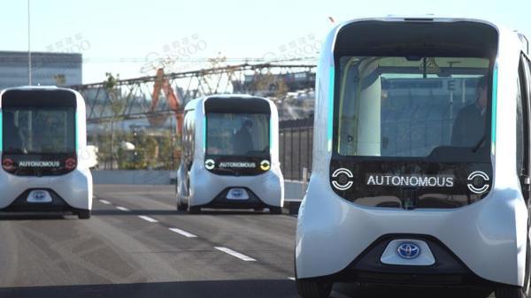 已超过Waymo!福特和丰田在自动驾驶技术领域名列前茅