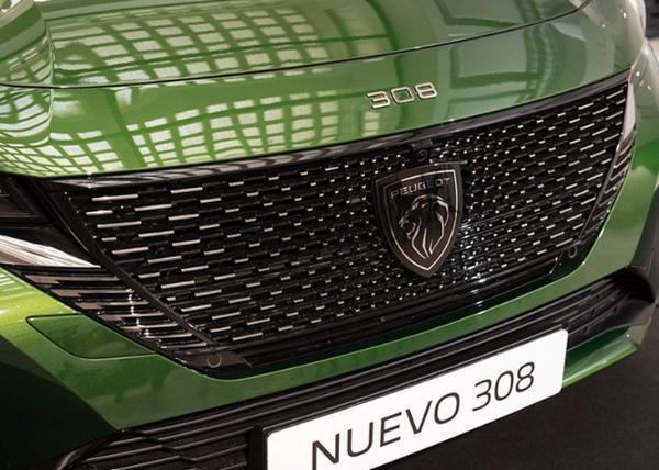 标致全新一代308海外实车亮相 多种动力供选择