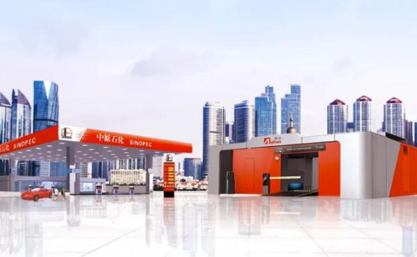 奥动:未来5年内投建一万座换电站
