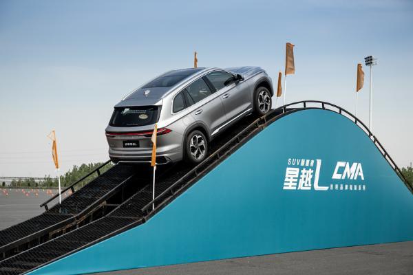 原来这就是主流SUV的天花板