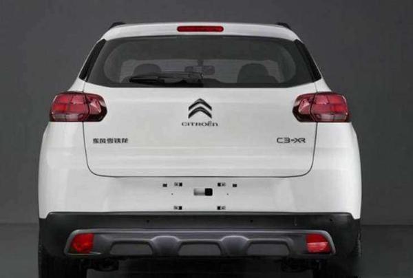 新款雪铁龙C3-XR即将首发亮相 搭载1.2T涡轮增压发动机