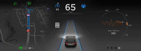 特斯拉部分新车将不再配备雷达 依靠基于摄像头的纯视觉系统