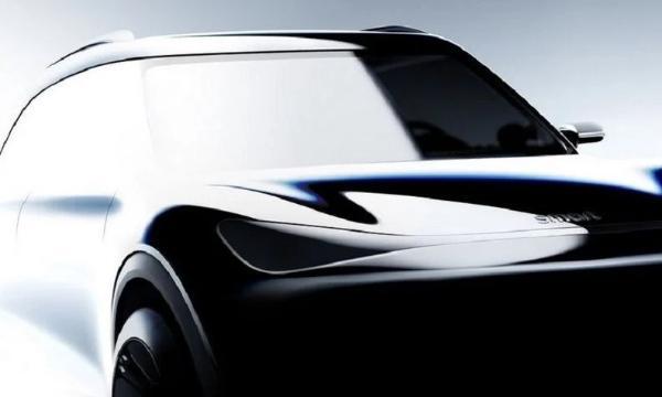 Smart称其紧凑型电动SUV将在中国生产