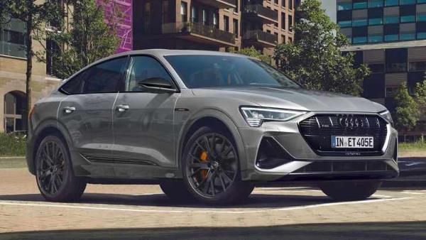 奥迪e-tron新增Black Edition车型 售价接近8万欧元