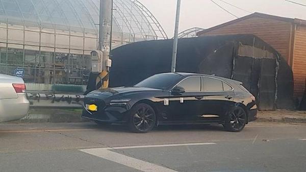捷尼赛思G70猎装版实车曝光 有望2021年内正式发布