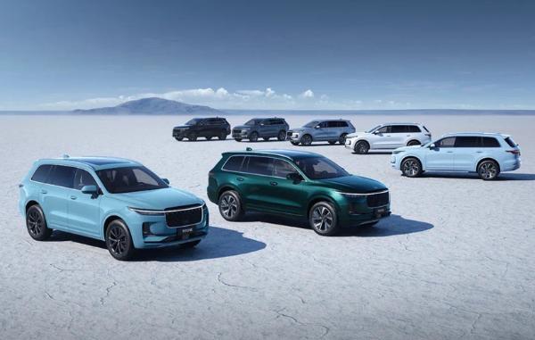 理想汽车一季度营收35.8亿元,同比增长319.8%