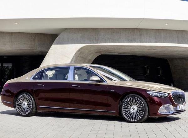 梅赛德斯-迈巴赫S580/680海外售价曝光 起售价约合人民币260万元