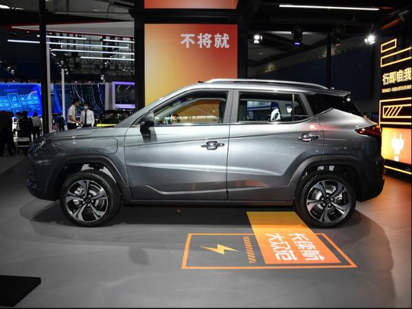 思皓新能源E40X正式上市 3款车型/售价13万元起