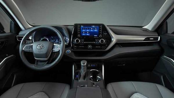 丰田汉兰达特别版官图发布 年内海外开售 搭载混动系统