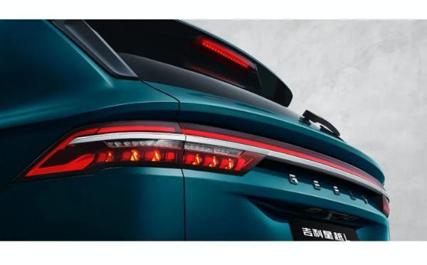 吉利星越L最快将6月底上市 预售14.8-18.8万元 搭2.0T动力系统
