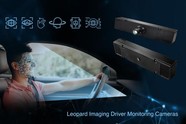 Leopard Imaging推出新的DMS摄像头 减少疲劳驾驶和分心驾驶