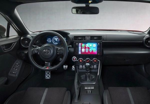 丰田全新一代86将于6月2日亮相 搭全新2.4L引擎
