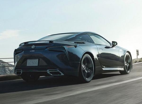 雷克萨斯LC新车型海外售价曝光 起售价约合人民币110万元