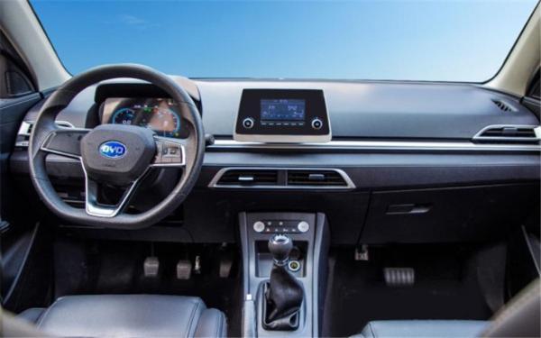 比亚迪推e3驾考版,电动车也有手动挡