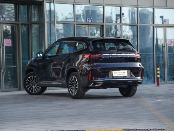 星途TXL新增车型正式上市 售价15.99万元