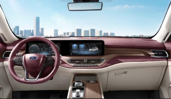福特领裕:20万级中大型SUV一样精彩