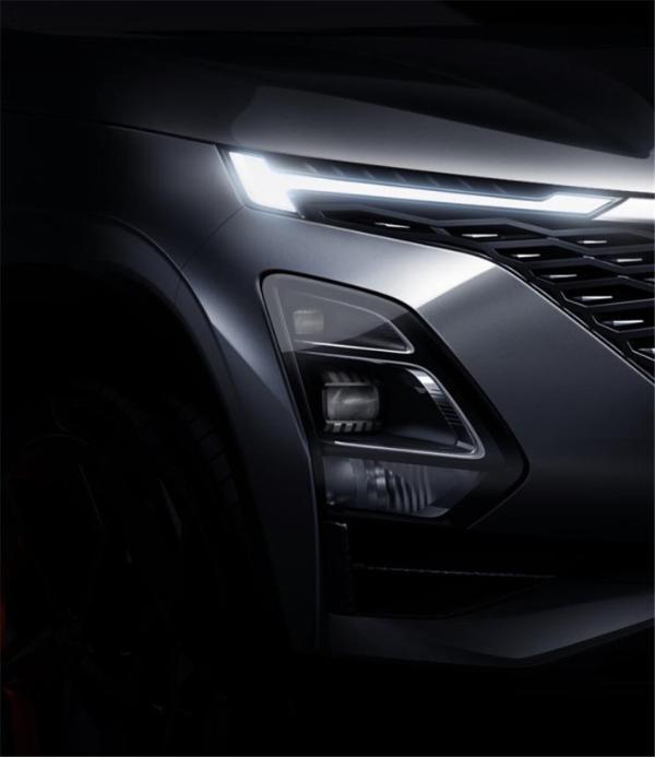 """奇瑞又有新SUV了,代号""""X-C"""",主打未来与科幻"""