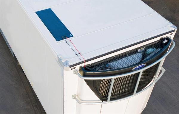 Genie Insights研发商用车专用太阳能电池板