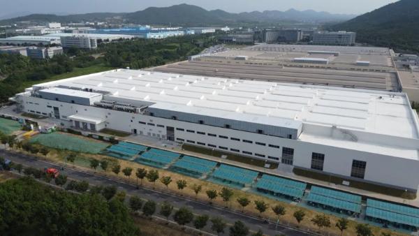 舍弗勒南京公司4号厂房正式启用