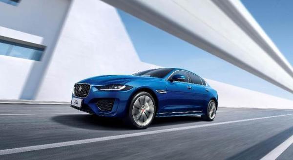 2021款捷豹XEL正式上市 6款车型 售价29.98万元起