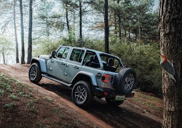 Jeep牧马人4xe先行版正式上市