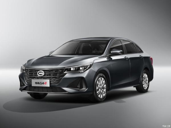 传祺GA4 PLUS新增网约版车型 售14.08万元