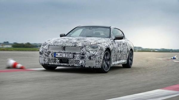 全新宝马2系 Coupe最新渲染图曝光 高度还原量产车型