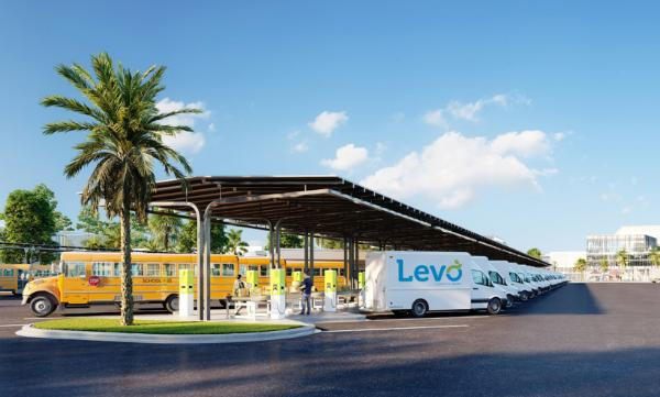 Nuvve合作Stonepeak成立合资公司 实现校车和商用车队电气化