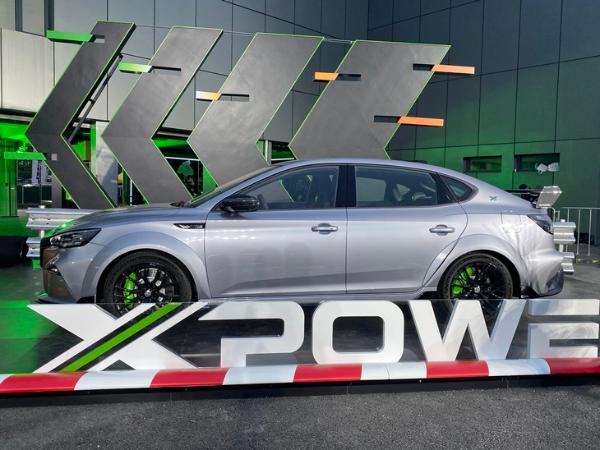 每月限量100台 全新名爵6 XPOWER正式开启预售