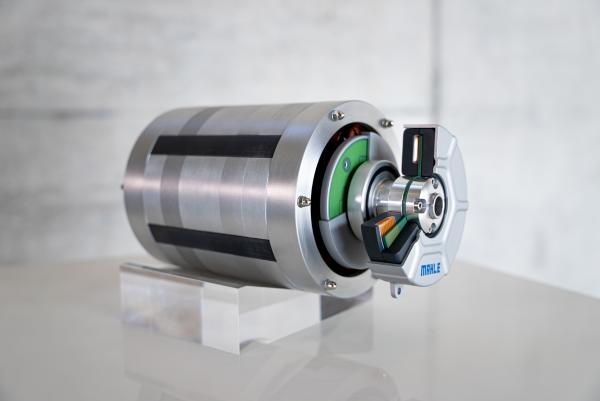 马勒开发高效无磁电机,效率可达95%
