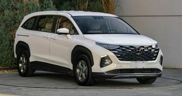 北京现代CUSTO下半年上市 定位品牌新旗舰MPV 搭1.5T动力