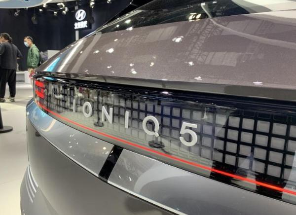 现代IONIQ 5将下半年正式上市 最大续航可达600km