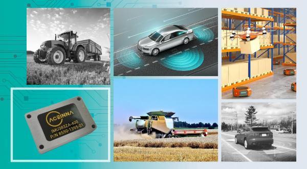 基于IMU的导航系统将推动自动驾驶汽车应用