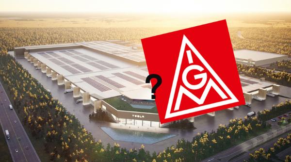 特斯拉柏林超级工厂或被迫建立工会