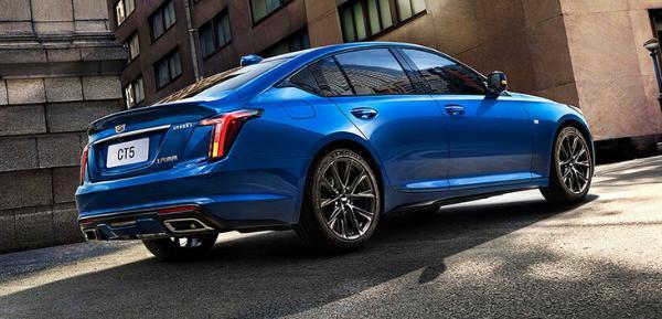 新款凯迪拉克CT5疑似配置/售价曝光 4款车型 售价27.97万元起