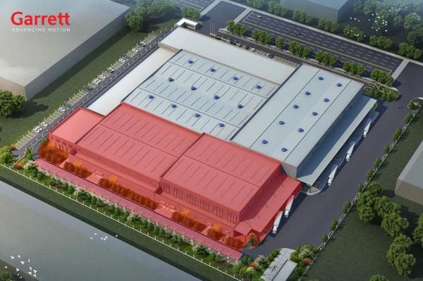 盖瑞特扩建武汉涡轮增压器工厂,生产面积再增50%