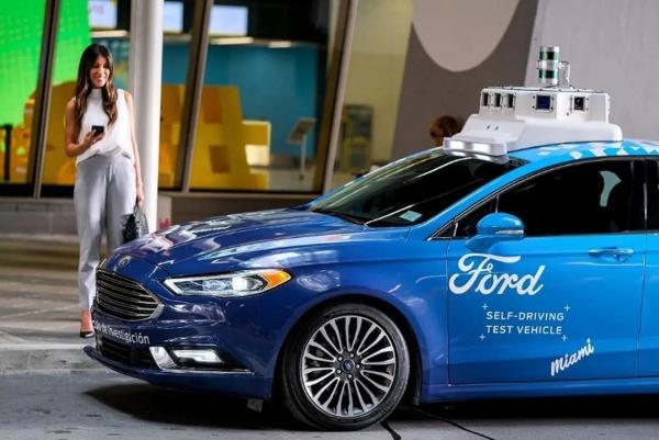 福特将于2022年在北美启动L4级自动驾驶服务