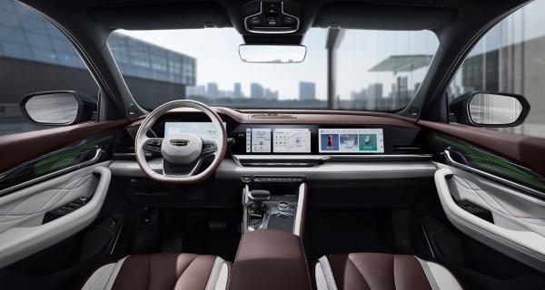 伟世通与亿咖通科技、高通公司联合推出智能座舱解决方案,支持吉利全新SUV车型